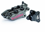 Brembo High Performance - Ninja 250/300 Billet Caliper Upgrade Kit