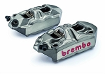 Brembo - M4 Cast Monobloc Caliper Kit - 100mm