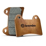 Brembo Z04 Sinter Race Pads - 107.486.39
