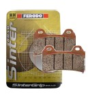 Ferodo Brake Pads - Rear Caliper - Sintered Street - 2074