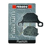 Ferodo Brake Pads - Rear Caliper - Platinum - 2012
