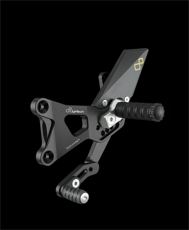 LighTech Rear Sets