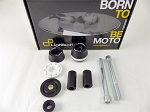 LighTech Frame Sliders - 09-12 Honda CBR 600RR