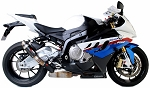 Scorpion - GP Series Slip On Exhaust - 09-14 BMW S1000RR