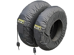 Woodcraft Dual Temp II Tire Warmers