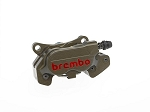 Brembo Racing - CNC 4 Piston Billet Rear Race Caliper