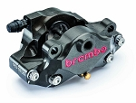 Brembo Racing - CNC 2 Piston Billet Rear Race Caliper XA.1J040