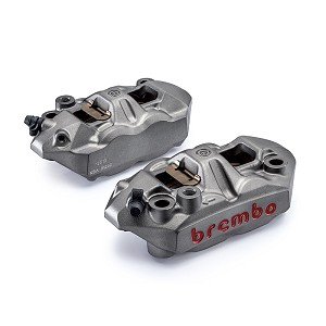 Brembo - M4 Cast Monobloc Caliper Kit - 108mm