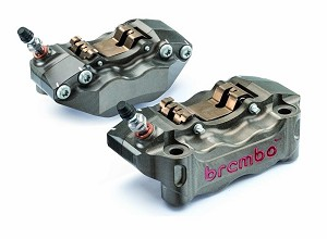 Brembo High Performance - Hard Anodized Radial CNC Calipers - 100mm