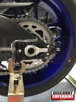 Lightech Chain Adjusters - 2015 Yamaha R1