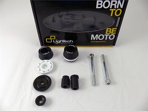 LighTech Frame Sliders - 07-08 Suzuki GSXR 1000